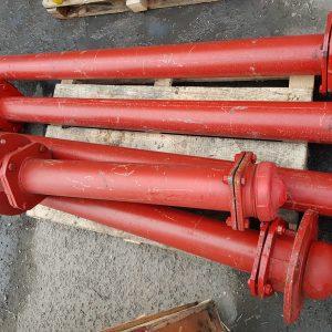 Пожарные <br>гидранты <br>ГОСТ 8220-85 <br>подземные