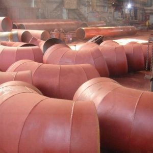 Отводы ДУ400-2000 <br>сварные/секторные <br>в т.ч. редукционные