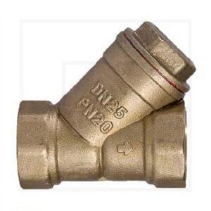 Фильтр сетчатый ДУ15-100, Ру16 латунный, муфтовый