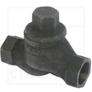 Клапан обратный <br>ДУ15-50, Ру16 <br>16кч11р <br>чугунный, муфтовый