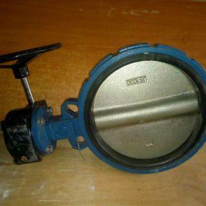 Затворы дисковые поворотные ДУ150-2400, стальной