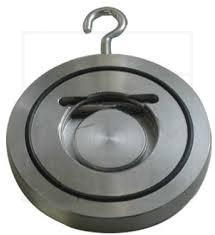 Клапан обратный ДУ40-300, Ру16 стальной, межфланцевый
